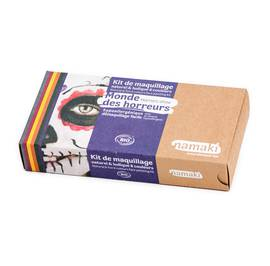 "image produit ""Horror show"" 8 colours face painting kit"