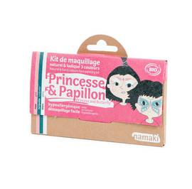 image produit Princess & Butterfly 3 colours face painting kit