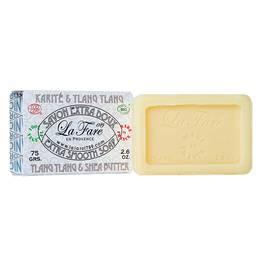 Ylang Ylang & Shea Butter Soap - LA FARE 1789 - Hygiene