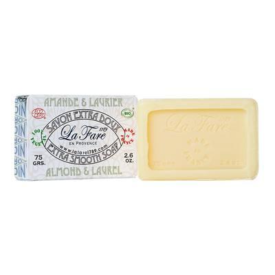 Almond & Laurel Soap - LA FARE 1789 - Hygiene