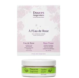PURE DAMASK ROSE - Douces Angevines - Face
