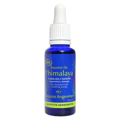 Baume de l'Himalaya  Fluide des 5 saisons - Douces Angevines - Massage et détente
