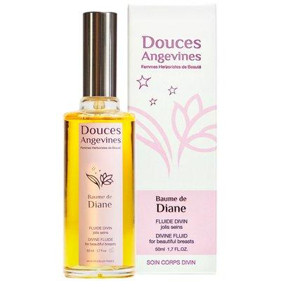 Baume de Diane - fluide jolis seins - Douces Angevines - Corps