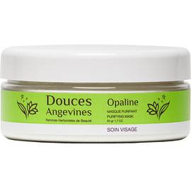 Opaline - purifying mask - Douces Angevines - Face