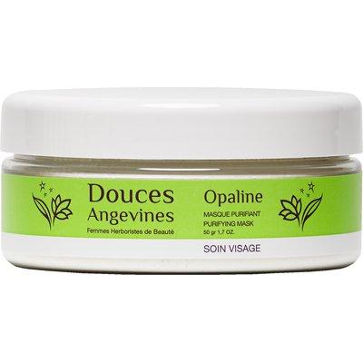 Opaline - masque poudre purifiant - Douces Angevines - Visage