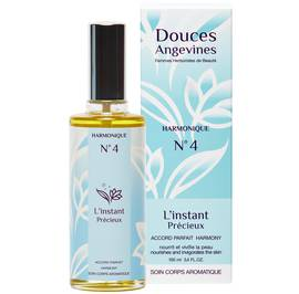 L'instant précieux - Harmony body oil - Douces Angevines - Body - Massage and relaxation