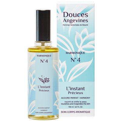 L'instant précieux - huile corps accord parfait - Douces Angevines - Massage et détente - Corps