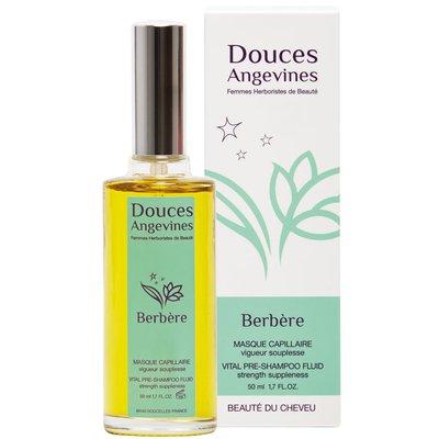 Berbère - fluide vital avant shampooing - Douces Angevines - Cheveux