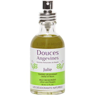 Julie - tendre déodorant - Douces Angevines - Hygiène