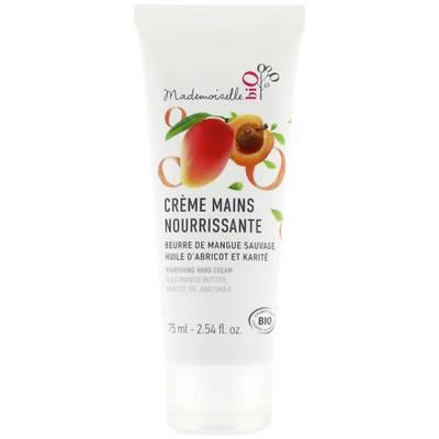 Crème mains nourrissante - Mademoiselle bio - Corps