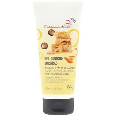 Lipid-enriched shower gel - Mademoiselle bio - Hygiene