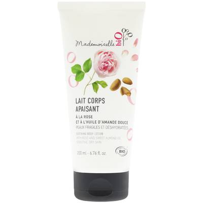 Lait corps apaisant - Mademoiselle bio - Corps