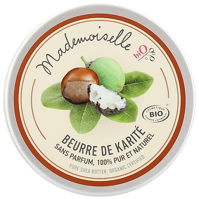 Beurre de Karité - Mademoiselle bio - Corps