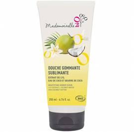 Douche gommante lys coco - Mademoiselle bio - Hygiene