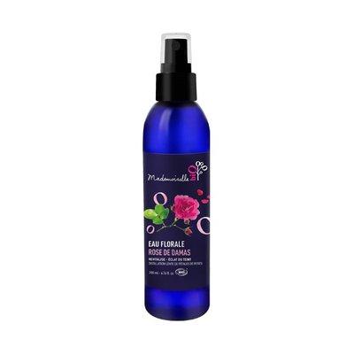 Eau florale rose - Mademoiselle bio - Face