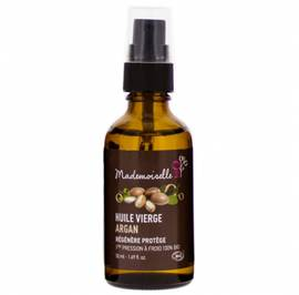 Huile argan - Mademoiselle bio - Massage and relaxation