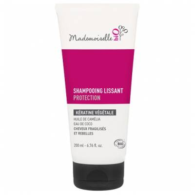 Shampooing lissant protection - Mademoiselle bio - Cheveux