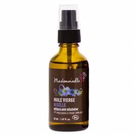 Huile nigelle - Mademoiselle bio - Massage and relaxation