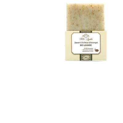 Soap with snail secretion BIO LAVANDE - Mlle Agathe - Face - Hygiene