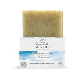 Soap with snail secretion BIO LAVANDE - Mlle Agathe - Face - Hygiene