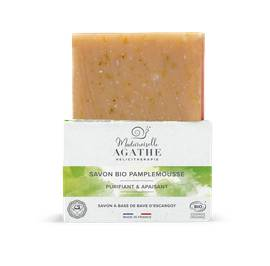Grapefruit Soap  Purifying & Soothing - Mlle Agathe - Hygiene