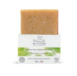 image produit Grapefruit soap  purifying & soothing