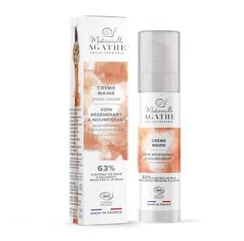 Hand Cream  Regenerating & Nourishing Care - Mlle Agathe - Body