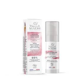 Eye Contour Serum   Anti-Puffiness / Anti-wrinkles / Anti-dark circles - Mlle Agathe - Face
