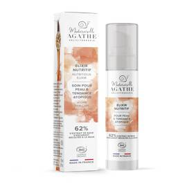 Nutritious Elixir  Atopic Skin Care - Mlle Agathe - Face - Body