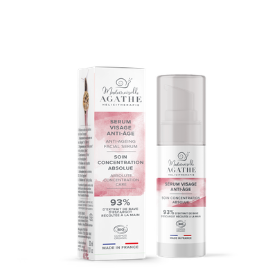 Anti-ageing Facial Serum   Absolute Concentrated Care - Mlle Agathe - Face