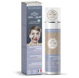 regenerative cream based Snail / vanishing cream - Mlle Agathe - Face