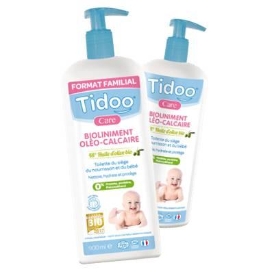 Bioliniment oléo-calcaire - TIDOO - Bébé / Enfants