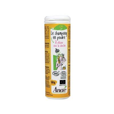 Shampoing en poudre - Anaé Ressources - Cheveux