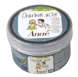 Charbon actif - Anaé Ressources - Ingrédients diy