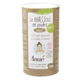 rhassoul en poudre - Anaé Ressources - Visage - Cheveux