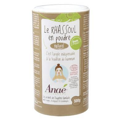 rhassoul - Anaé Ressources - Face - Hair