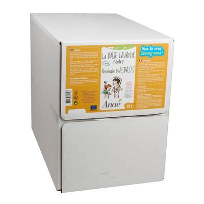 Base lavante neutre multi-usages 15L - Anaé Ressources - Hygiène