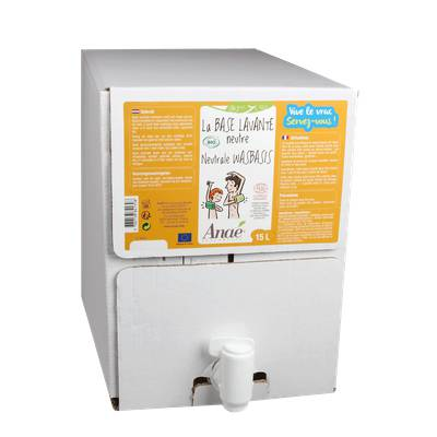 Neutral cleaning base - Anaé Ressources - Body