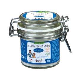 Dentifrice neutre en poudre pot en verre - Anaé Ressources - Hygiène