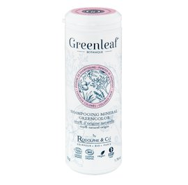 image produit Shampoing mineral greencolor
