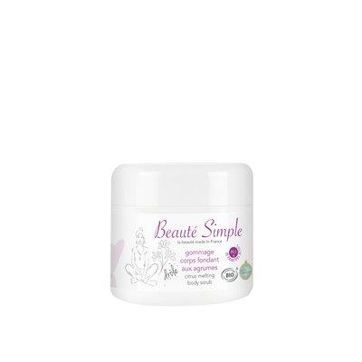 Exfoliating scrub for body in citrus fruits - Beauté Simple - Body