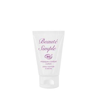 Masque confort - Beauté Simple - Visage