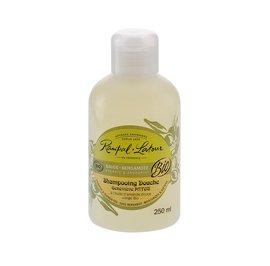 Shampooing douche Amande douce Sauge Bergamotte - RAMPAL LATOUR - Hygiène