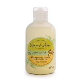 Shampooing douche Argile Verveine - RAMPAL LATOUR - Hygiène - Cheveux