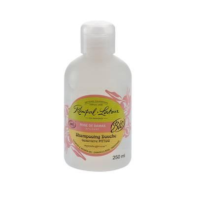 Shampooing douche Rose de damas - RAMPAL LATOUR - Hygiène - Cheveux