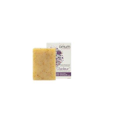 Le Cajoleur - Savon saponifié à froid ultra-nourrissant - OMUM - Hygiène