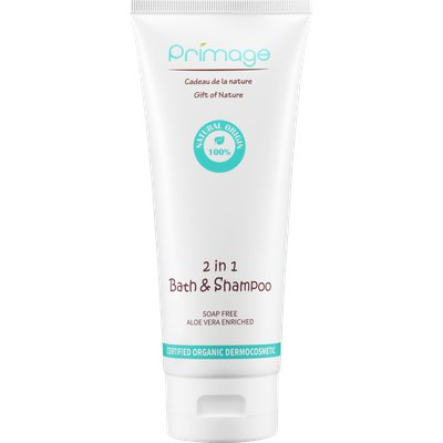 2 in 1 Bath & Shampoo - Primage - Bébé / Enfants