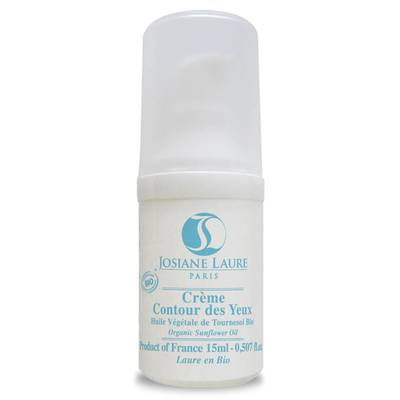 Eye contour cream - Laure en Bio - Face