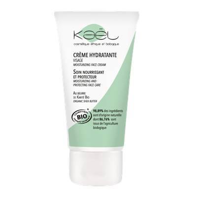 Crème hydratante bio - KAEL - Visage