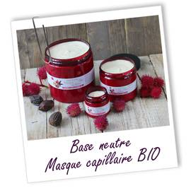 Base masque capillaire - Aroma-zone - Hair - Diy ingredients